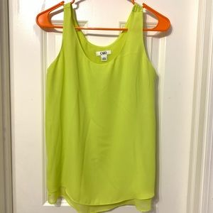 Cato Lime Tank Top